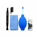 ESPERANZA CLEANING KIT FOR GLASS AND PHOTO LENSES 4 IN 1