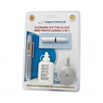 ESPERANZA CLEANING KIT FOR GLASS AND PHOTO LENSES 5 IN 1