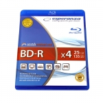 BD-R ESPERANZA 25GB X6 - BLU-RAY BOX 1 SZT.