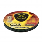 EXTREME CD-R 700MB/80min - SOFT PACK 10 SZT.