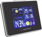 ESPERANZA WEATHER STATION WITH WIRELESS SENSOR CIRRUS