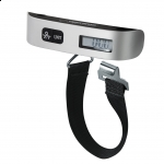 ESPERANZA DIGITAL TRAVEL LUGGAGE SCALE GLOBETROTTER