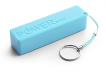 EXTREME POWER BANK QUARK 2000mAh NIEBIESKI