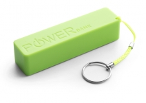 EXTREME POWER BANK QUARK 2000mAh ZIELONY