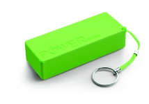EXTREME POWER BANK QUARK XL 5000MAH ZIELONY