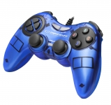 ESPERANZA GAMEPAD PC USB FIGHTER NIEBIESKI