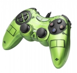 ESPERANZA GAMEPAD PC USB FIGHTER ZIELONY