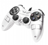 ESPERANZA GAMEPAD PC USB FIGHTER BIAŁY