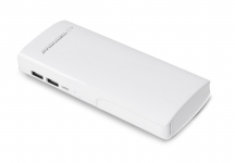 ESPERANZA POWER BANK 11000MAH RAY BIAŁY