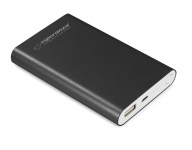 ESPERANZA POWER BANK 8800MAH NEUTRIN CZARNY