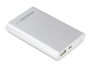 ESPERANZA POWER BANK 8800MAH NEUTRIN SREBRNY