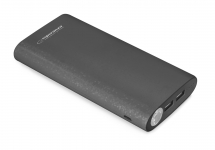 ESPERANZA POWER BANK 17400MAH NITRO CZARNY