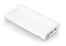 ESPERANZA POWER BANK 17400MAH NITRO WHITE