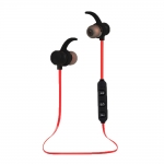 ESPERANZA MAGNETIC BLUETOOTH METAL EAPRHONES BLACK