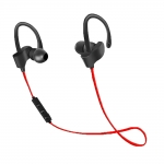 ESPERANZA BLUETOOTH SPORT EARPHONES BLACK/RED