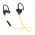 ESPERANZA BLUETOOTH SPORT EARPHONES BLACK/YELLOW