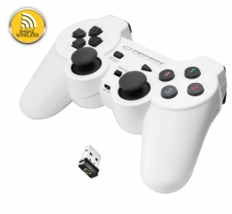 esperanza-wireless-gamepad-2-4ghz-ps3-pc-usb-gladiator-white-black
